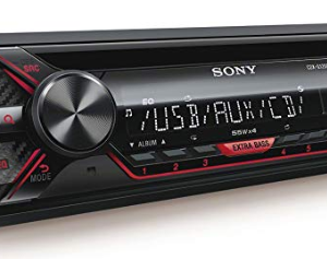 Sony CDX-G1200U Single Din Car Radio