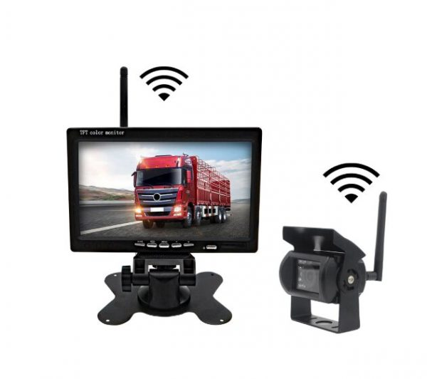 truck-bus-van-wireless-reverse-parking-camera-with-monitor