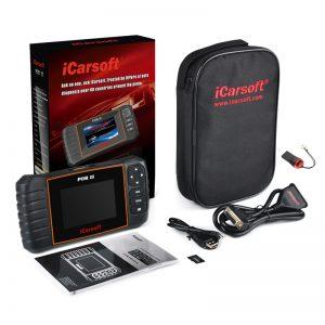 iCARSOFT POR II diagnostic tool