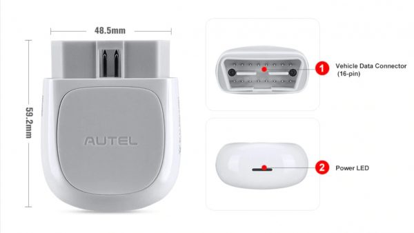 AUTEL AP200 Bluetooth Diagnostic tool (4)