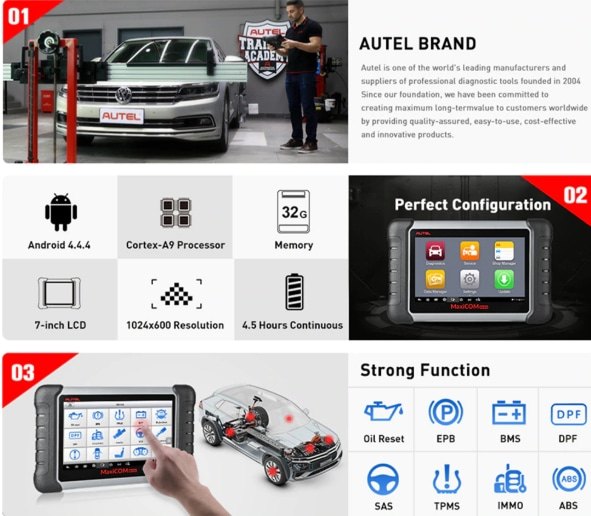 AUTEL MK808 CAR DIAGNOSTIC (1)