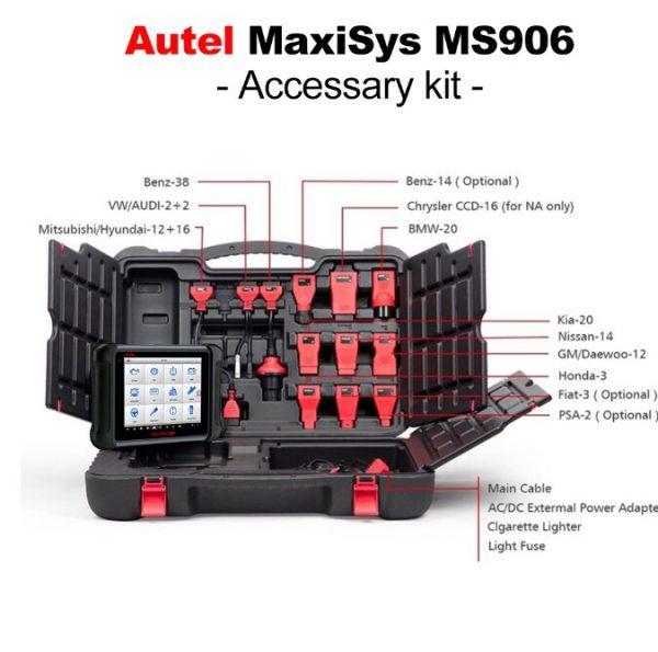 Autel Car Diagnostic tools MS906 (5)