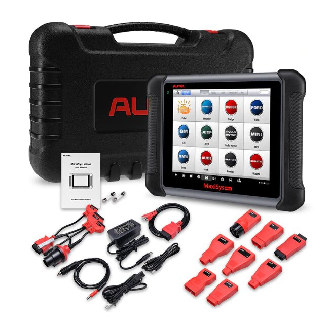 Automotive Scan Tool >> Autel Maxisys Ms906 Automotive Diagnostic Scanner Scan Tool Code Reader