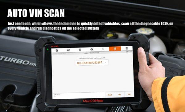 Autel MK908P car proffesional diagnostic (1)