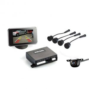 Car Parking Assist with monitor camera (1)