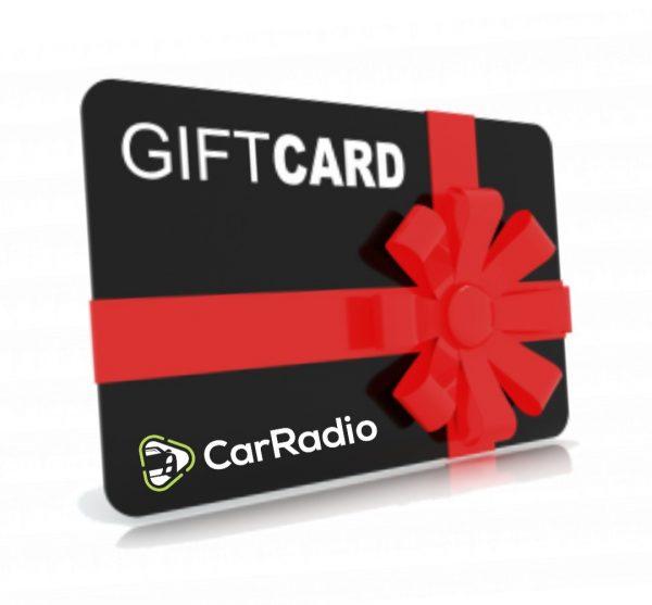 Gift Card Voucher Carradio,ie
