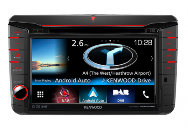 KENWOOD CAR RADIO VW (1)