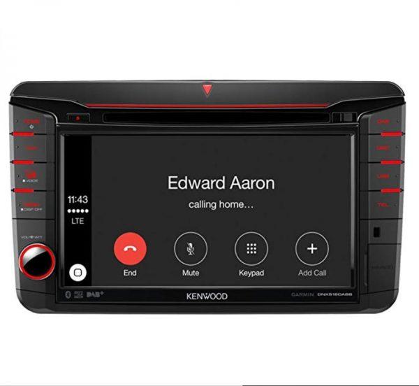 Kendwood Car radio with Navigation (2)