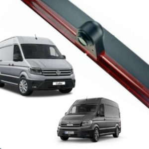 Volkswagen Crafter Rear view Break LightCamera