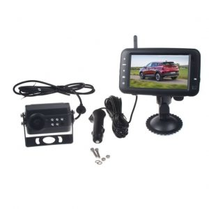 "Wireless Reversing Camera System with 4.3 ""Monitor"