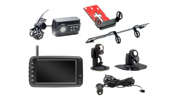 Wireless reversing kit 4.3''