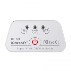 iCarsoft WIFI OBD Multi-scan Tool i610