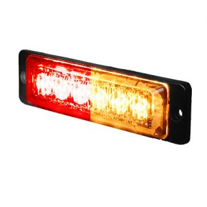0-441-15-durite-red-amber-high-intensity-6-led-slimline-warning-light-12v-24v