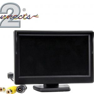 Connects2 5'' vehicle monitor