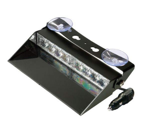 LED Autolamps LED8DDV Series 8-LED Dash Light - Amber