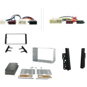 Fascia installation kit car radio