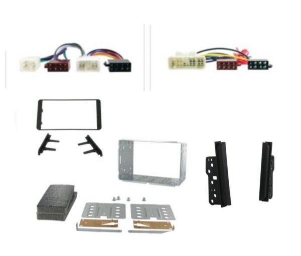 Fascia installation kit car radio