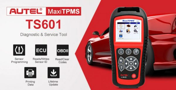 Autel TPMS ts601 diagnostic tire monitoring (3)