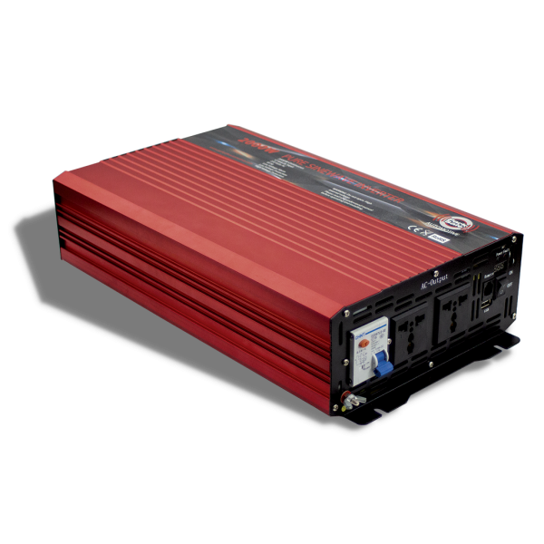 Parksafe power inverter 2000w
