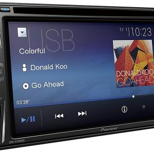Pioneer g110dvd car radio