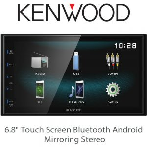 kenwood dmx120bt car stereo head unit