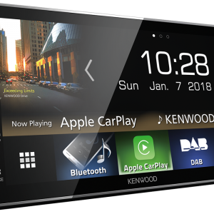 KENWOOD CarPlay Car Stereo | Touchscreen Head unit