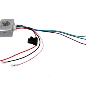 Vehicle Voltage Dropper 24V - 12V | CONNECTS2 10 Amp