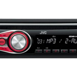 JVC Car STEREO WITH CD PLAYER