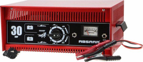 absaar AB-12V/11A-AUTO 30 amp