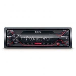 Sony Mechless Car Radio Stereo