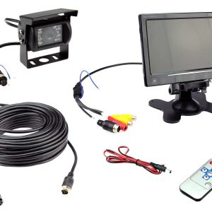 CONNECTS2 Kit Reversing Camera with 7'' Monitor