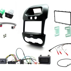 Car Stereo Ford Ranger Installation Kit