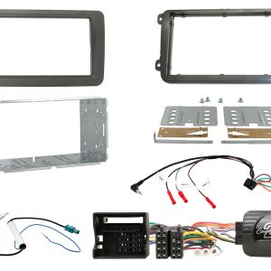 CONNECTS2 Car Radio VW Volkswagen Installation Kit
