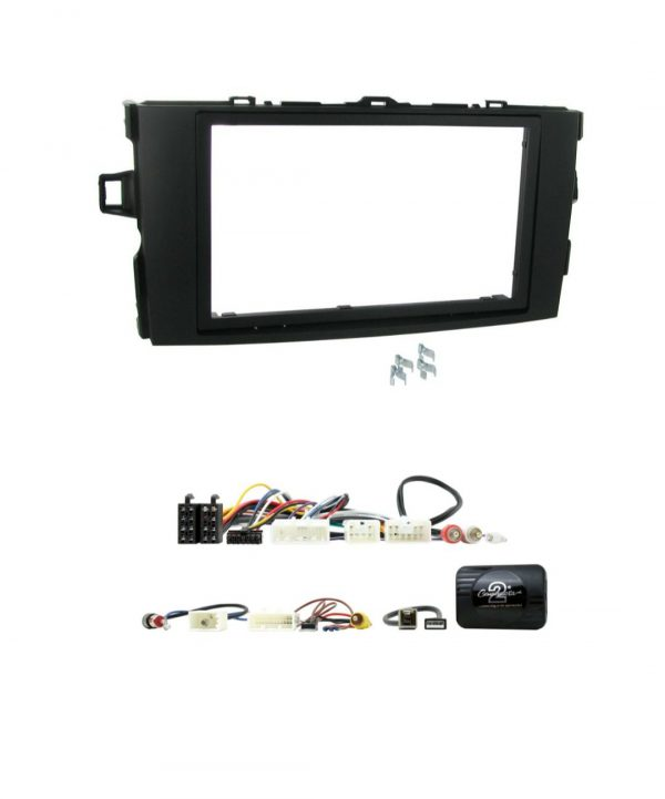 Car Stereo installation kit Toyota Auris