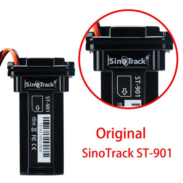 Vehicle GPS TRACKER SinoTrack