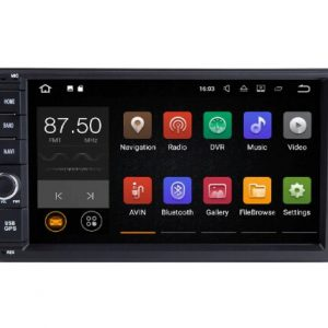 Car Stereo for Nissan Fit for models: Nissan - Qashqai, X-trail, Almera, Note,  Juke