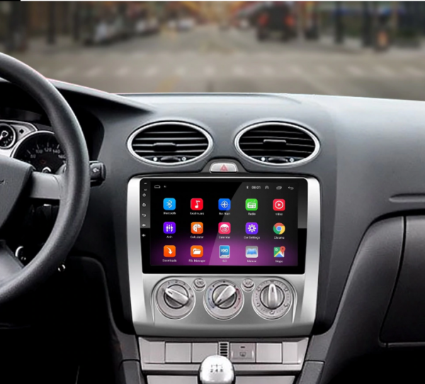 Car Android Ford Focus (1)