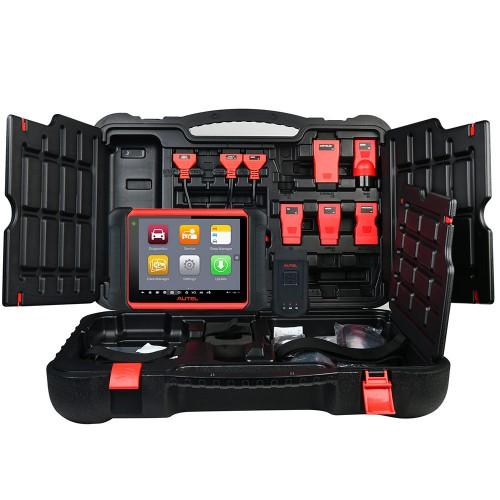 Autel mk906bt diagnostic car scanner obd tool