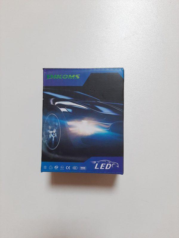 H4 LED Car Headlight   Vehicle Lighting Headlamps Bulbs