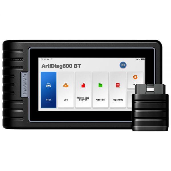 TOPDON Car Diagnostic Tool ArtiDiag800 BT OBD2 Code Reader