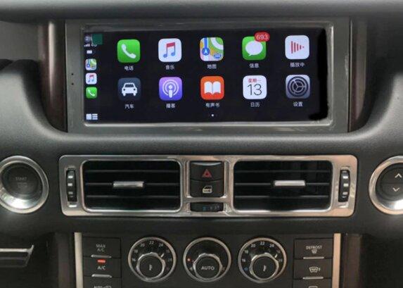 Car Stereo Land Range Rover