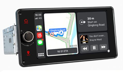 Car Stereo Single DIn Android