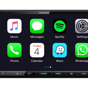 DMX8020DABS Wireless Carplay Kenwood STEREO