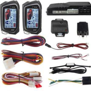 2 way car alarm security pager