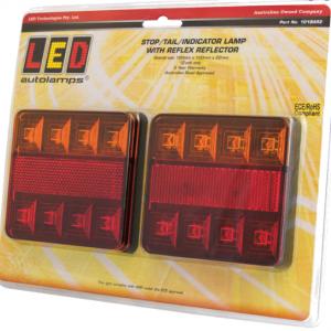 LED TRAILER LIGHTS LAMPS