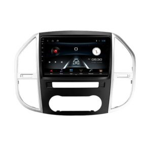 car stereo mercedes vito android