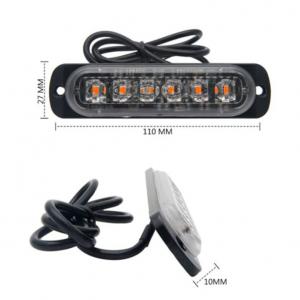 6LED Vehicle Warning Strobe Lights (2)