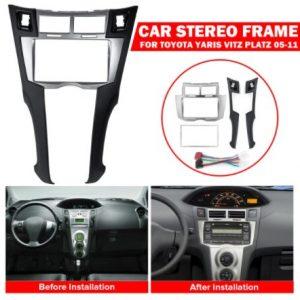 Car Stereo Toyota Yaris Vitz Installation Kit