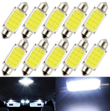 LED Dome Light Bulbs (3)