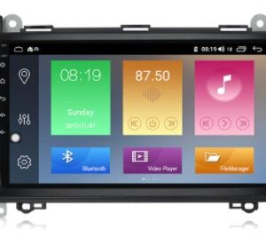 Mercedes Android Car Stereo